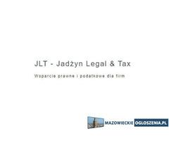 Wsparcie prawne i podatkowe w Polsce i Niemczech - JLT Jadżyn Legal & Tax